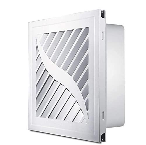 YOUCHOU Ventilador Extractor de baño, Extractor de Cocina Ventilador de Techo Integrado Potente Ventilador de ventilación Baño Baño Cocina Hogar Humo de Aceite Silencio
