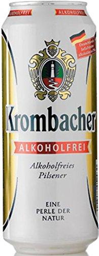 Krombacher Alkoholfrei 24 x 0,5l Dose inkl. 6 Euro DPG Pfand
