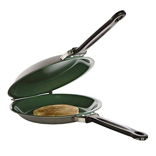 Crepera uso para cocina de gas e inducción