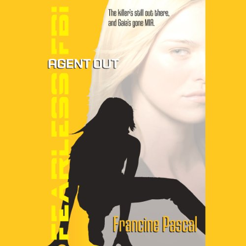 Agent Out  audiobook cover art