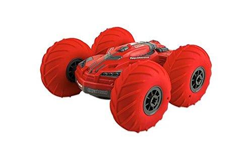Ninco-NH93118 NincoRacers Aquabound. Coche teledirigido Reversible y Anfibio. Condúcelo por Tierra, Agua y Nieve. 2.4GHz (NH93118). Color: Rojo. Medidas: 24 cm x 24 cm x 12 cm