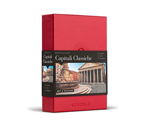 Boscolo Gift - Capitali Classiche. Cofanetti Viaggi, Tour e Pacchetti Vacanze in Capitali Europee.