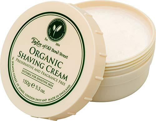 "Crema da barba""Organic"", taylor of old bond street"
