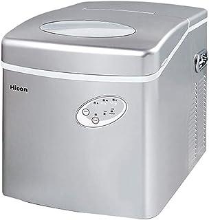 sahadsbv Machine à glaçons Automatique Portable pour comptoir - Fait 66 LB de Glace par 24 Heures - Glaçons prêts en 10 Mi...
