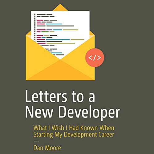 Letters to a New Developer cover art