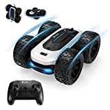 RC Cars for Boys Age 8-12, EACHINE EC10 Stunt RC Car for Kids Double Sided 360° Rotation and Flip Car Remote Control Car for Kids
