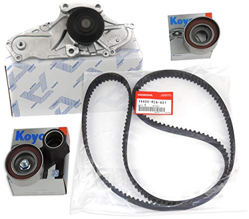 Price comparison product image TIMING BELT KIT (as in Picture) .GENUINE / OEM (Kit : T-Belt,  Water Pump,  Pulleys)