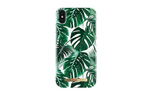 iDeal Of Sweden Handyhülle für iPhone XS Max (Fashion Print) (Monstera Jungle)