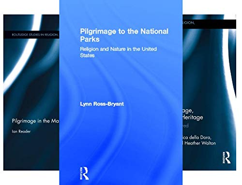 Routledge Studies in Pilgrimage, Religious Travel and Tourism (15 Book Series)