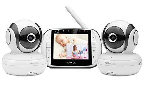 Motorola MBP36S-2 Video Baby Monitor