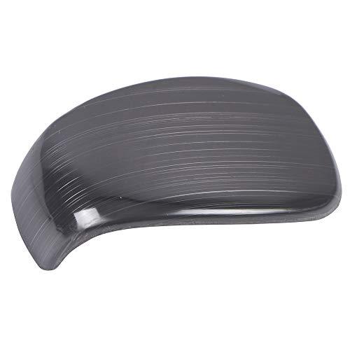 WJBABJ Bolsa de Botas de esquí para Honda Jazz Fit GR/GS 2020 2021 Accesorios Accesorios Mate Inoxidable Negro Fibra de Carbono Interior Mando Mando Mando Mando Cubierta Cubierta Trim 1 UNIDS
