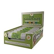 J R Pet Products 12 x 200g Pure Rabbit Pate