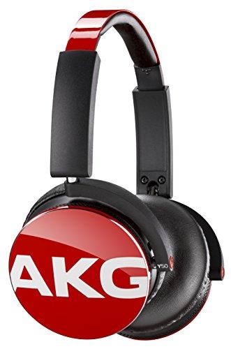 Harman Kardon / JBL AKG Y50 Auriculares supraaurales portátiles y plegables con cable desmontable y...