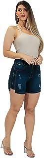 Bermuda Jeans Imporium Feminina Meia Coxa 55061