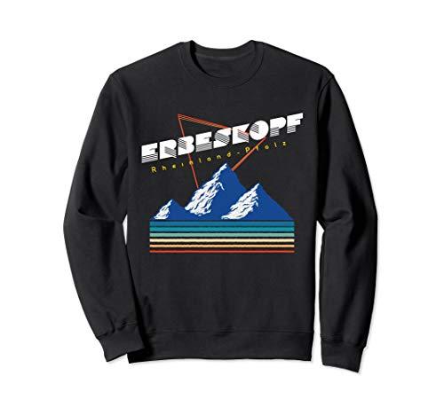 Erbeskopf Rheinland Pfalz - Deutschland Retro 80s Ski Sweatshirt
