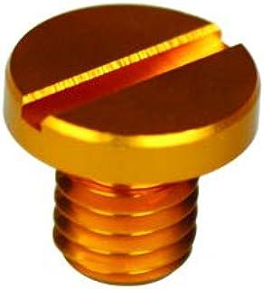 ポッシュ(POSH) ミラーホールカバーキャップ M8 正ネジ ゴールド (1個入) 000810-04