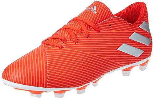 8. Adidas Men's Nemeziz 19.4 Flexible Ground Football Shoes
