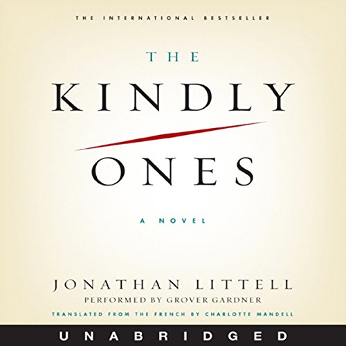 The Kindly Ones audiobook cover art