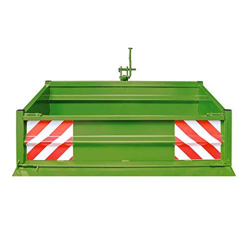 DEMA Heckcontainer Typ 1500 S / K1- grün