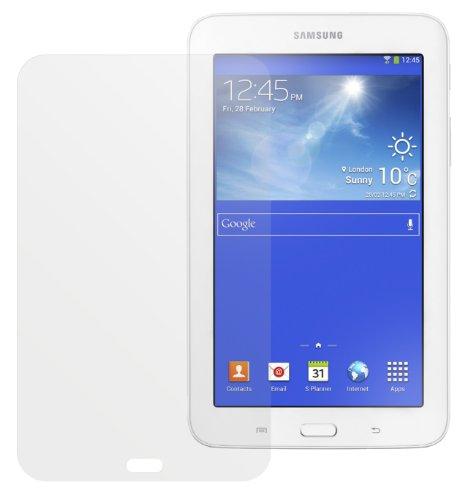 dipos I 2X Schutzfolie matt kompatibel mit Samsung Galaxy Tab 3 Lite Folie Displayschutzfolie