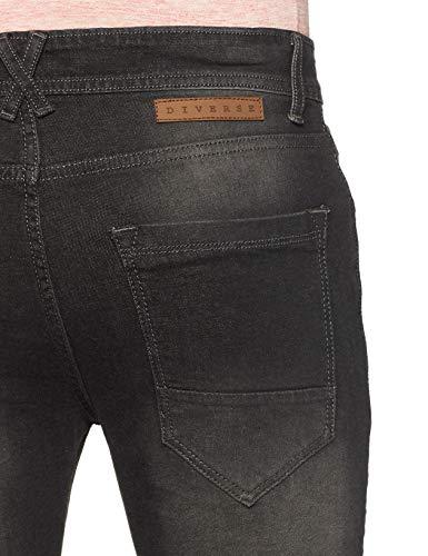 Diverse Men's Chino Slim Jeans