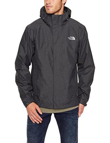 The North Face Men'S M Venture 2 Jacket,Tnf Dark Grey Heather,S