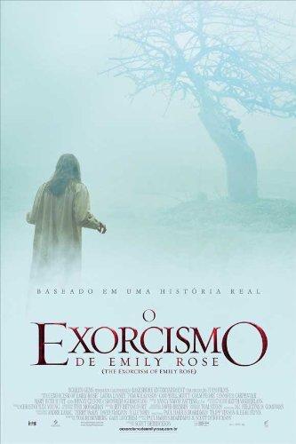 The Exorcism of Emily Rose Movie Poster (27 x 40 Inches - 69cm x 102cm) (2005) Brazilian -(Laura Linney)(Shohreh Aghdashloo)(JR Bourne)(Jennifer Carpenter)(Joshua Close)(Aaron Douglas)