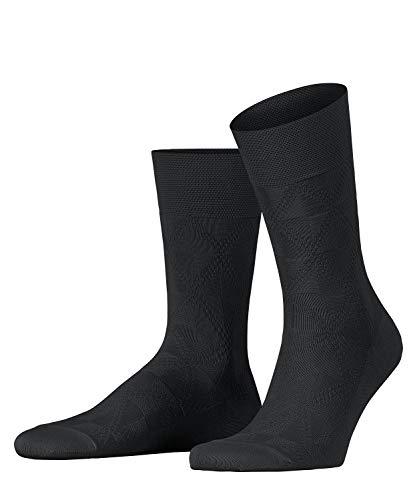 FALKE Herren Sensitive Soft Winter M SO Socken, Schwarz (Black 3000), 41-42 (UK 7-8 Ι US 8-9)