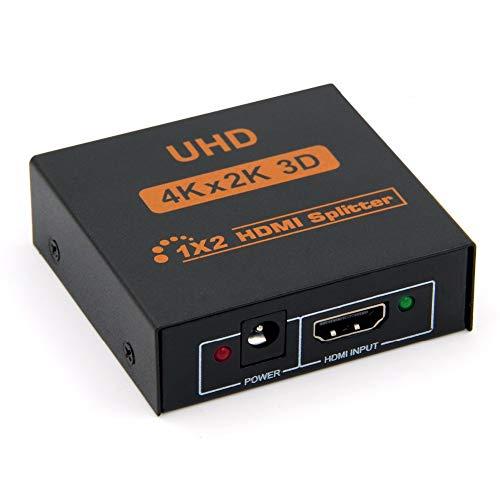 Divisor HDMI 1 en 2 Salidas