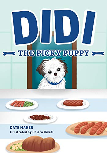 Didi the Picky Puppy (English Edition)