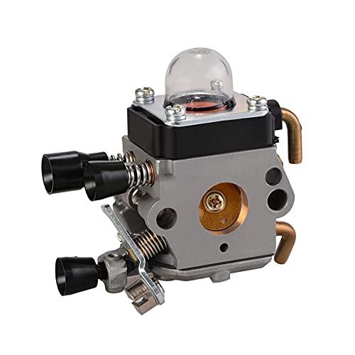 Carburador Motocicleta Carburador Carb para S&tihl FS38 FS45 FS46 FS55 FS74 FS75 FS76 FS80 FS85 Trimmer Carburadores