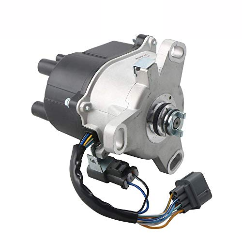MOSTPLUS Ignition Distributor Compatible with 1992 1993 1994 1995 HONDA Civic DX, CX, LX NON V-TEC with TD-41U