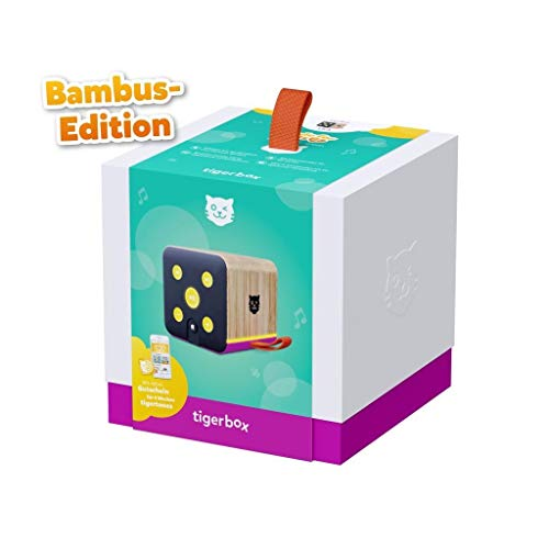Le Tigerbox – La boîte à sons pour les enfants