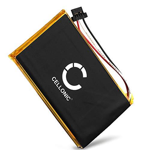 CELLONIC® GPS Ersatz Akku Topaz, TOPAZPCZF1045003501 kompatibel mit Navigon 70 Easy, 70 Plus, 70 Premium, 70/71 Navigationsgerät Ersatzakku 1200mAh Batterie