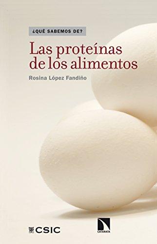 Las proteínas de los alimentos