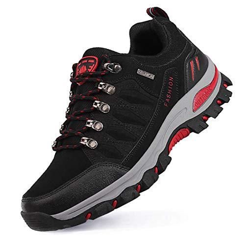Zapatos de Trekking Unisex Zapatos de Senderismo al Aire Libre Zapatos de Senderismo Casual de Unisex Zapatos de Mujer Impermeable Transpirable
