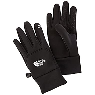 The North Face Women's Women's Etip Glove TNF Black MD