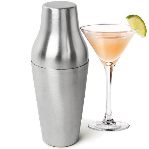 bar@drinkstuff Shaker 570ml, 2 pezzi da cocktail francesi in acciaio inossidabile