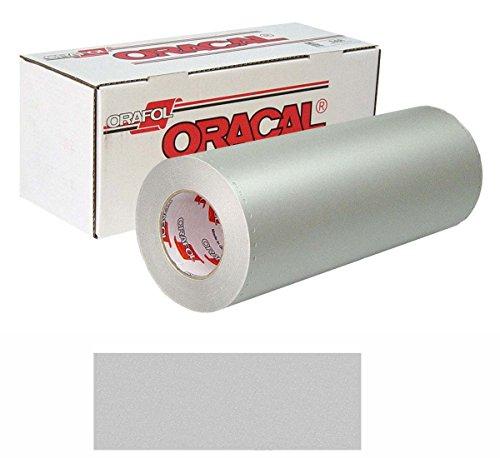 ORACAL 8510 Etched Unp 48In X50Yd 090 Slvr-Fi