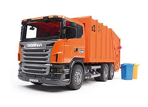 Caminhão de Lixo Scania R Series - Bruder