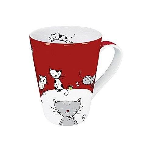 Könitz Becher Globetrotter - Cat