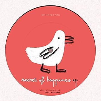 Secret of Happienes