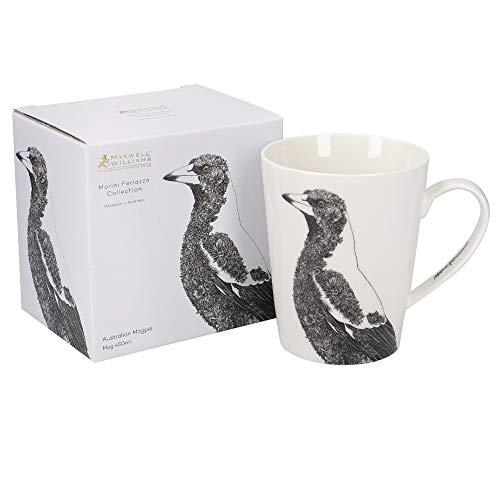 Maxwell & Williams Marini Ferlazzo Birds Taza de porcelana con diseño de...