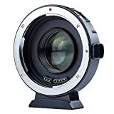 VILTROX EF-M2 II Electronic AF Auto Focus 0.71x Reducer Speed Booster Lens Mount Adapter for Canon EF Mount Lens to M4/3 camera PEN-F GH5 GH4 GF9 GX85 E-M5 E-M10 E-M10II E-PL3