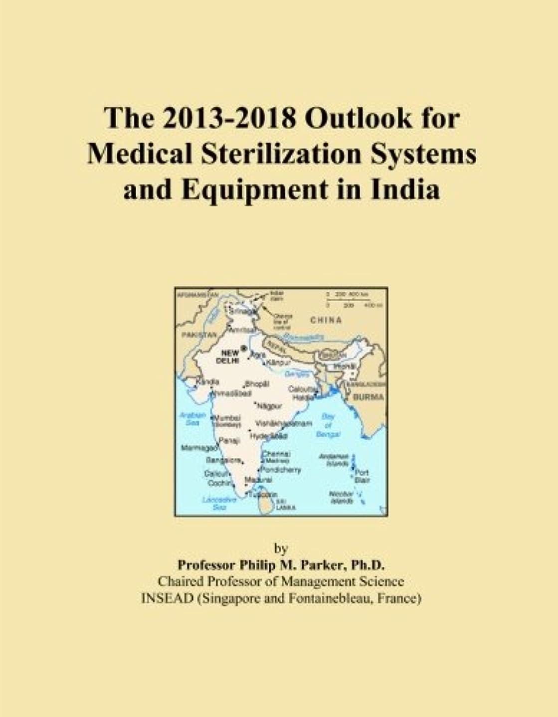 保証する電子面The 2013-2018 Outlook for Medical Sterilization Systems and Equipment in India