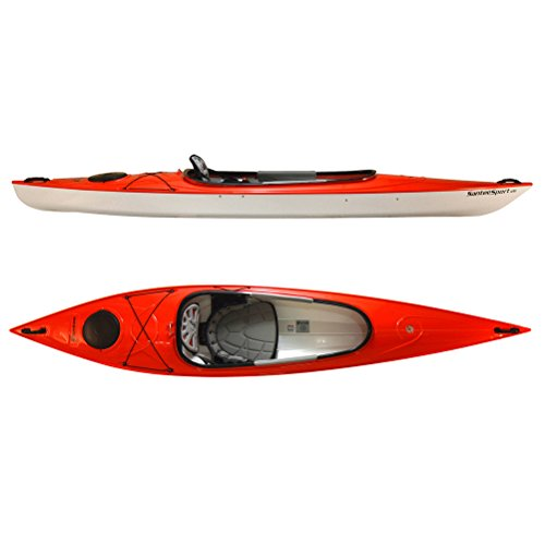 Hurricane Santee 126 Sport Kayak - Red