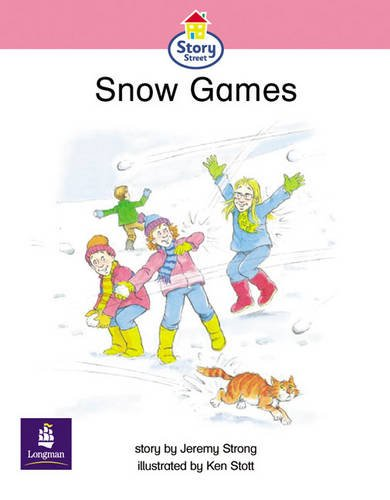 Story Street: Emergent Stage Snow Games (LILA)の詳細を見る