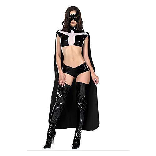 Nieuwe Cosplay Novel Cosplay Serie Vrouwen Halloween-kostuum Cosplay Batman Masked Superman-kostuum Feestelijke kostuum Halloweenkostuum