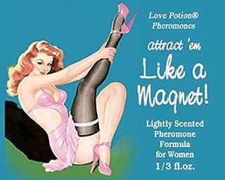 Love Potion: Like a Magnet: Sugared Vanilla & Honey (Original) ~ 1/3 Fl. Oz. Lightly Scented Pheromone Blend for Women