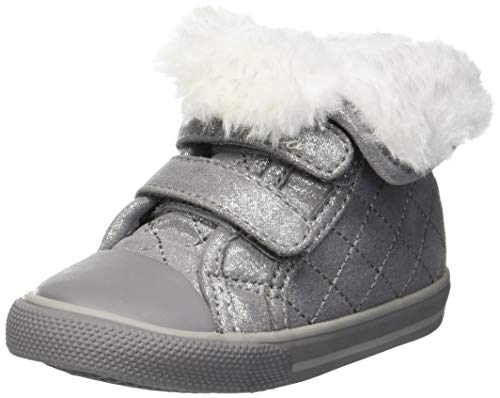 Chicco Polacchino Gemma, Sneaker Bambina, (Grigio 950), 20 EU
